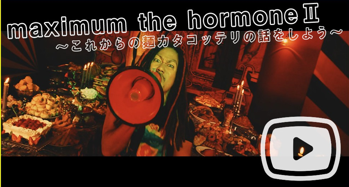 MAXIMUM THE HORMONE -Official English Website-